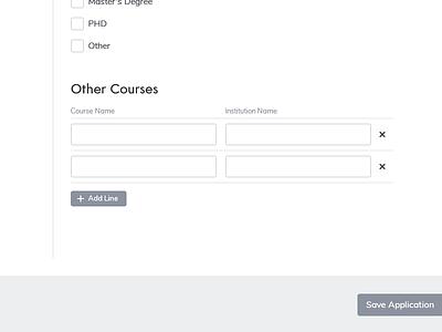 Combined Inputs inline combined combination form input ui design