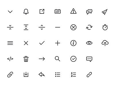 Iconography frontend svg iconography ui design design icon