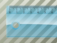 ❧ Vector Ruler