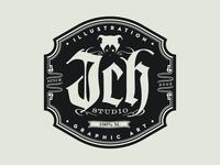 ❦ ℑch Studio Badge