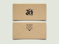 ❦ ℑch Studio Envelopes