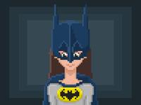 ❦ Alnusglutinosa Batgirl