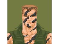 ❧ Pixel Arnold – John