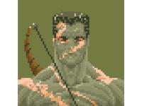 ❧ Pixel Arnold – Dutch