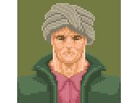 ❧ Pixel Arnold – Douglas