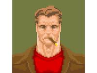 ❧ Pixel Arnold – Jack