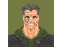 ❧ Pixel Arnold – Pops