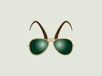 ❧ Aviator Glasses