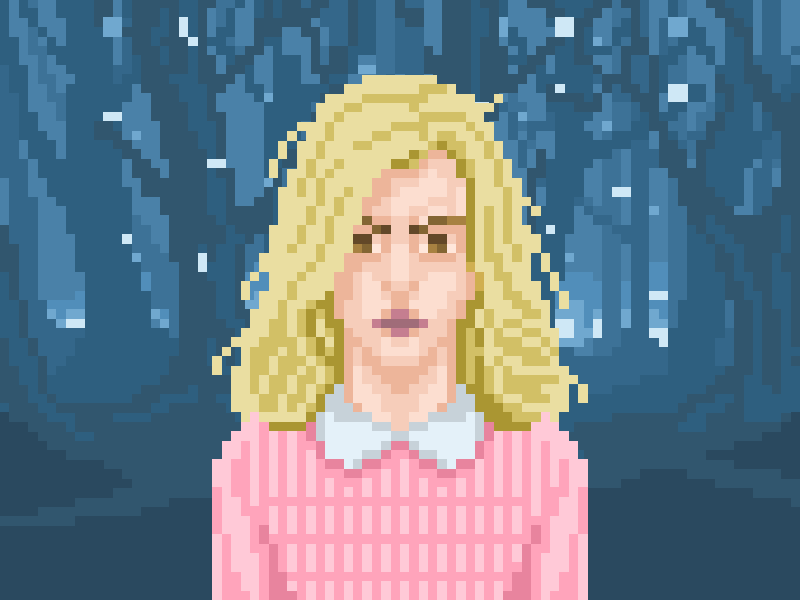 ❧ Stranger Things strangerthings pixelthursday 8bit pixel