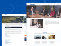 Bolton Website Redesign