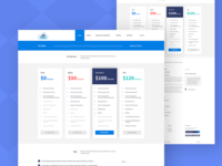 Ataxlive Pricing Table Page