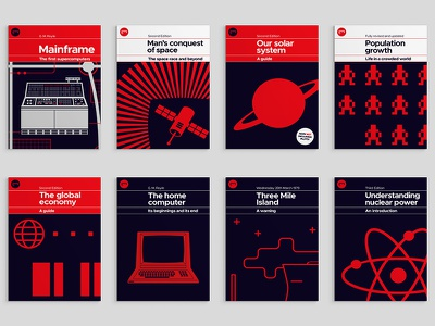 Book Covers 2 japan typography nuclear power computers astronomy technology tech science cover book