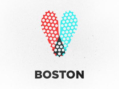 Boston boston tragedy hope heart sole