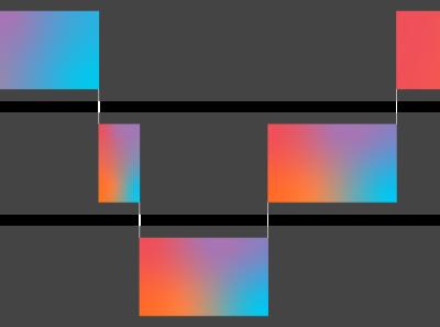 Asynchronous Execution design illustration vector