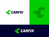 Carfix - Logo Design