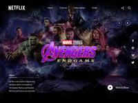 Netflix concept
