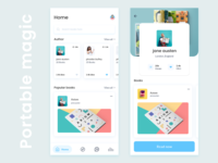 book app concept