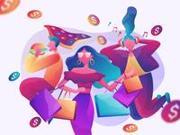 hedonism - an illustration exploration