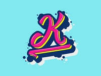 36 Days of Type: K