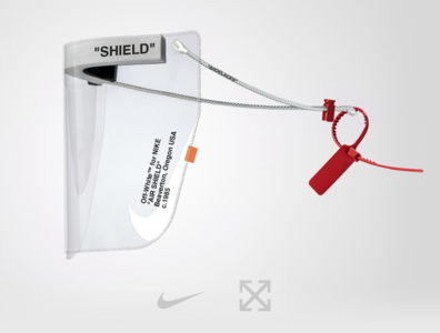 Nike x Off White Face Mask
