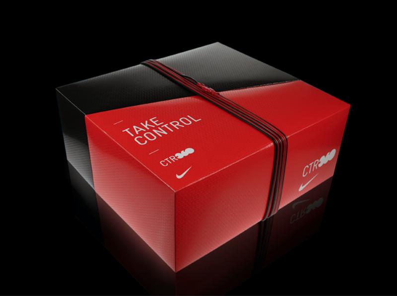 Nike CTR 360 - Packaging shoebox packagingdesign sports branding soccer football nike packaging design branding graphic  design