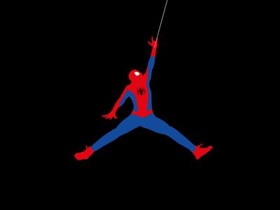Air Spiderman
