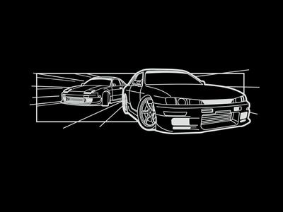 S14 vs 180sx