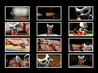FIBA Mascot - Storyboard Animation