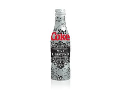 Diet Coke - Bottle