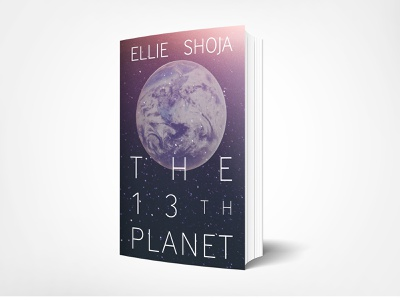 Science Fiction Book Cover — Option 1 graphic design book cover mockup book cover design book cover art book cover