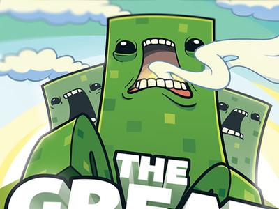 Minecraft Book Cover 2
