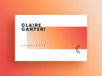 Claire Canteri Architecte