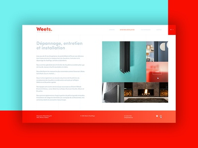 Weets | Heating engineer