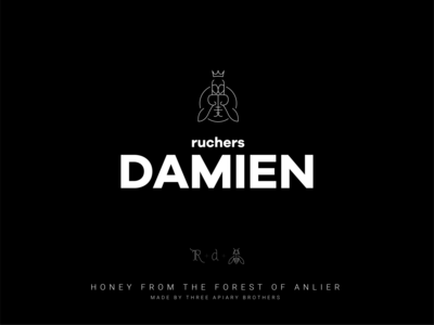 Ruchers Damien | Honey from the Anlier forest