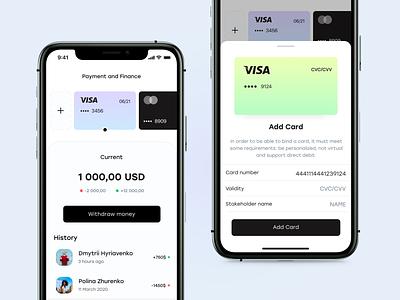 Smart wallet ux wallet money card