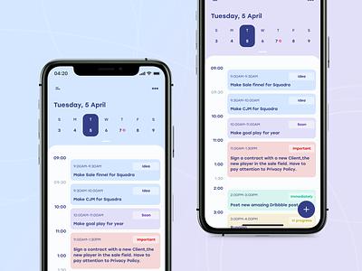 To-do app to-do flutter mobile ux ui