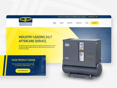 Airpower East Website