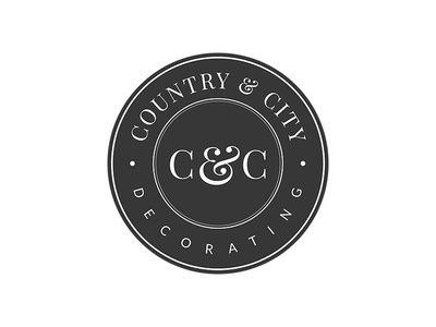 Country & City Decorating - New Logo