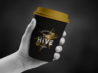The Hive - Branding
