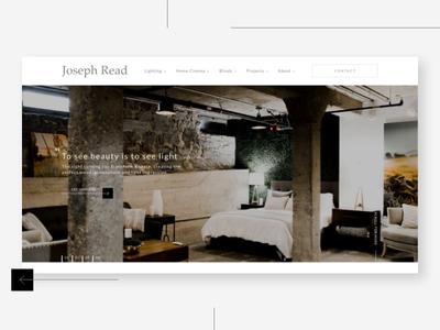 Joseph Read - The Lighting Experts