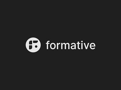 formative - logo icon symbol logo