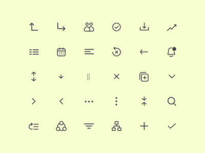 icon set (figma file)
