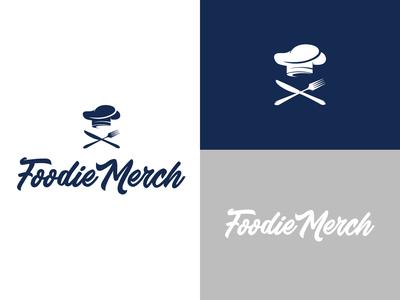 FoodieMerch Logo Continued