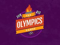 The Olympics Games Logo