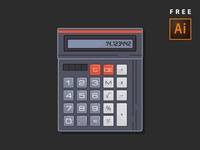 Calculator -  Free Icon