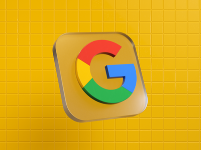Google Icon icon design icon set icon art octanerender cinema4d render colorful c4d 3dicon 3d art 3d modeling 3d