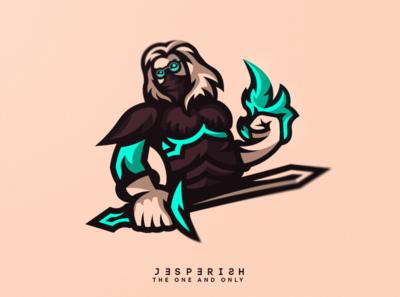 📝 #Jesperish2020 - Mascot Logo ✏️