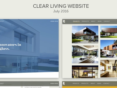 Site launch!  architecture responsive website design web design website