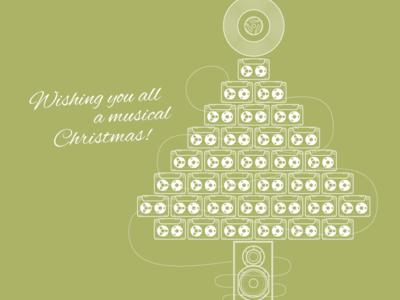Merry, Musical Christmas!