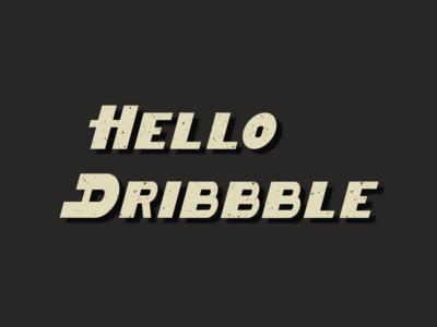 YO DRIBBBLE!!